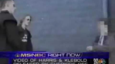Video tapes of Columbine killers released