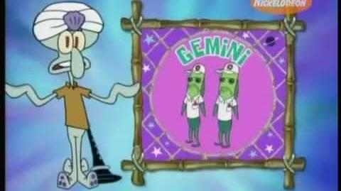 Astrology With Squidward - Gemini (Russian)