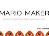 Super Mario Maker (lost demo E3 demo of Wii U game, 2014)