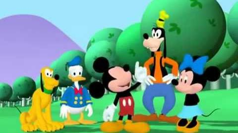 Mickey Mouse Clubhouse - S0E00 Pilot (Space Suit)