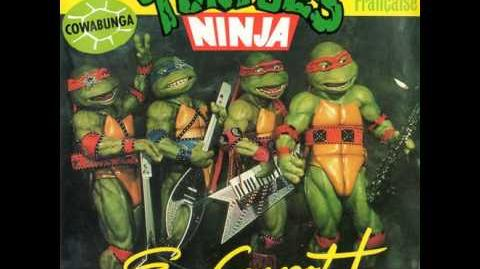 Tortues Ninja En Concert - Pizza Power