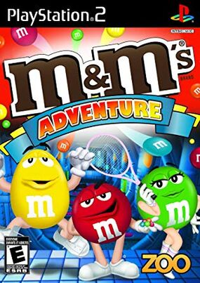 PS2 M&M's Adventure
