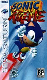 Sonic X-Treme (Cancelled 1996 Sega Saturn Video Game)