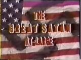 The Great Satan At Large (Lost Public Access Show 1993)