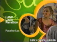 Disney Channel Bounce era - I Love Lizzie Marathon to Pocahontas