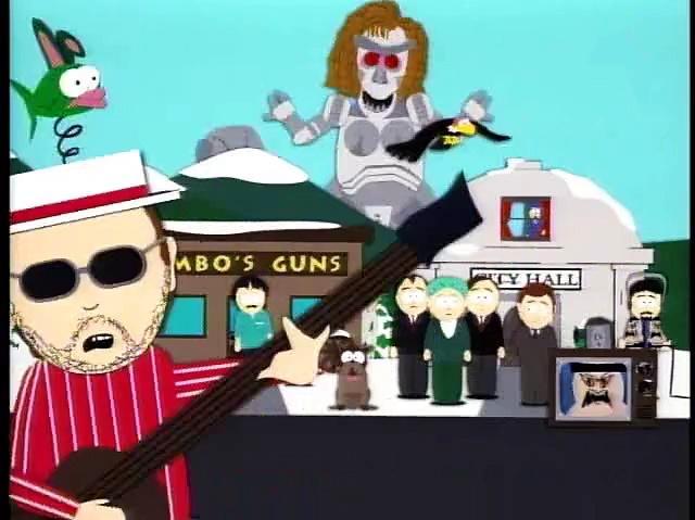 South Park (Rare Latin Spanish Dub)