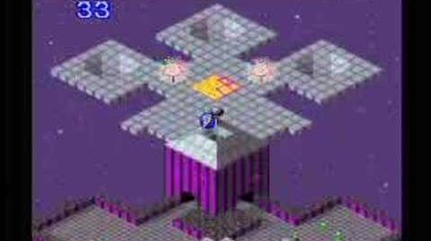 Marble Man: Marble Madness 2 (Unreleased 1991 Arcade Game)
