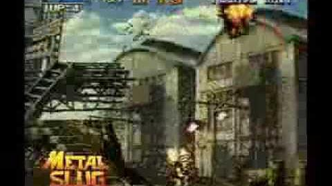 Metal Slug, Metal Slug 2, Metal Slug X & Metal Slug 3 (Cancelled 2005 Game Boy Advance Ports)