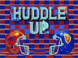 Huddle Up(lost arcade game)