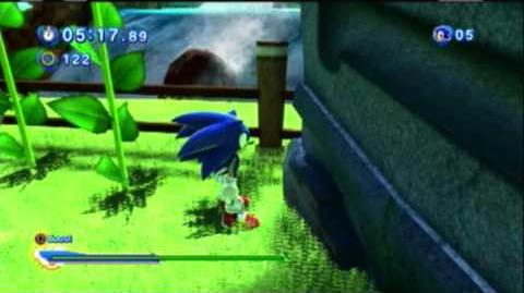 Sonic Generations Demo Modern Green Hill
