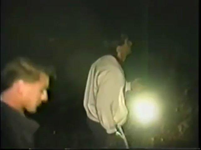 U.F.O. ABDUCTION aka The McPherson Tape (1989 Found-Footage Mockumentary)