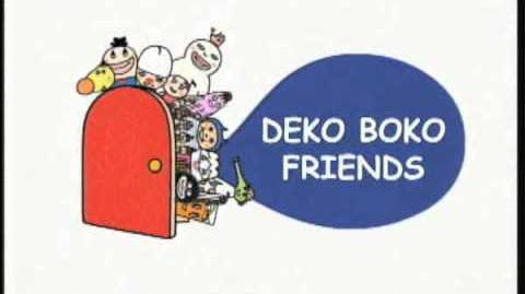 Viz media europe Deko Boko Friends Anime
