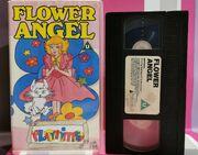 FlowerAngelPlaytimeVHSandCover