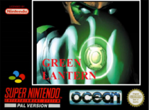 Green lantern snes unreleased cancelled by mrnorbert1994-d7cemp5