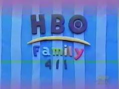 HBO Family 411 Logo