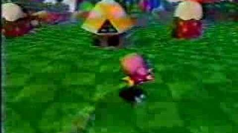 Kirby Air Ride (1996 Beta Version)