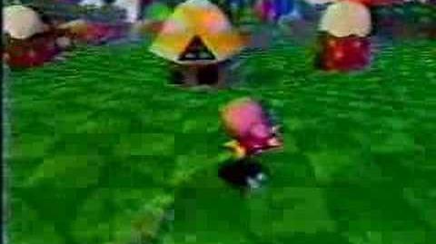 Kirby Air Ride (1996 Beta Version)