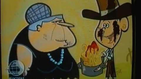 Nicktoons Network Short -Tortellini Western PT 2