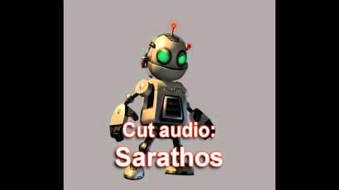 Unseen Deadlocked Sarathos & Courtney Gears Hotline