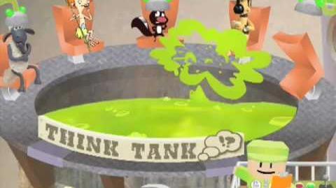 The Cartoon Works (CBBC flash game, 2008)