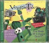 VeggieTales VCDs (Alby VideoCD, 1996-2001)