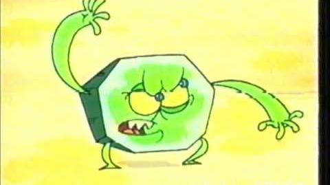 Very Aggressive Vegetables (1998 Nickelodeon Short Series)