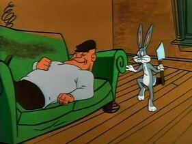 Bugs bunny-bugsy et mugsy V.F