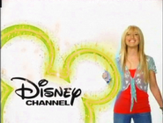 Disney Channel ID - Ashley Tisdale from Sharpay's Fabulous Adventure (2011)