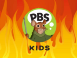 PBS Kids Redwall ID REAL