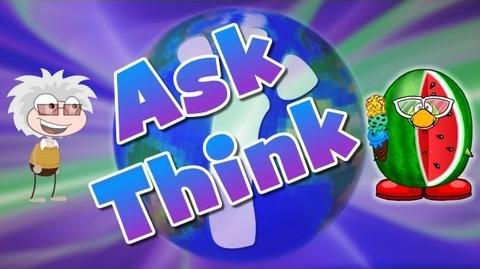 Ask Think Episode 13 (Original Uncut Version)