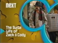 Disney Channel Bounce era - The Suite Life of Zack & Cody (Yellow Chemistry)