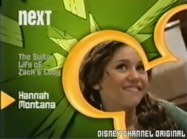 Disney Channel Bounce era - The Suite Life of Zack & Cody to Hannah Montana (Green Airplanes)