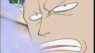 Trace Salva A Ruffy One Piece Latino