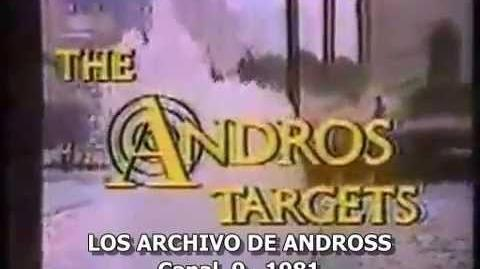 """The Andros Targets"" TV Intro"