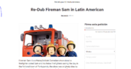 Fireman.Sam.Petition.newdub