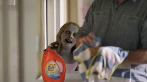 Tide Hallowclean Ad's (Partly Found Halloween Commercials for Tide 2014)
