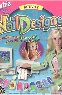 Barbie Nail Designer Lost Media Archive Fandom Powered By Wikia