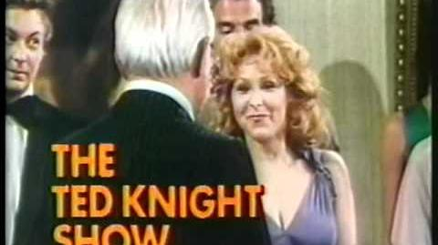 CBS Ted Knight Show promo and KNXT News update 1978