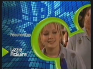 Disney Channel Bounce era - Pocahontas to Lizzie McGuire