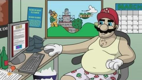 Why Mario is Secretly a Dick With a Mustache After Hours