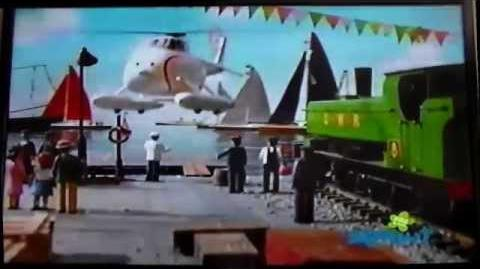Thomas and Friends on Sprout - All at Sea
