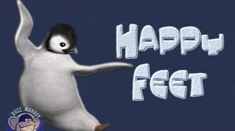 """Buzz Monkey's """"Happy Feet"""" Xbox Tech Demo"""