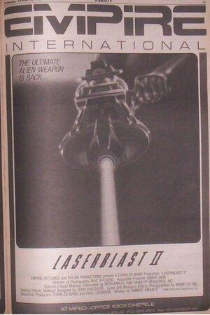 Laserblast 2
