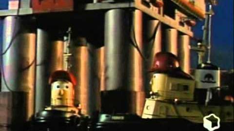 Theodore Tugboat Bumper Buddies