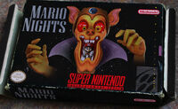 Mario Nights cover