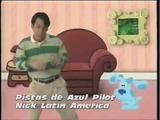 Pistas de Azul (Latin American Blue's Clues Pilot)