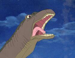 LBT brontosaur cel 2
