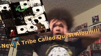 90s News A Tribe Called Quest New Album info, Cover Art & Pre Order!!! & 90s nick pickups
