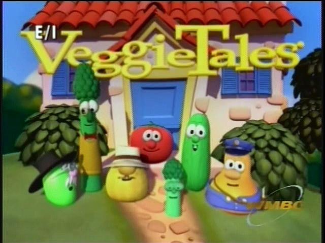 VeggieTales on TV Season 1 Episode 9