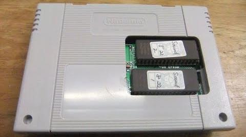 Sound Factory Super Famicom Prototype 2 (second copy)